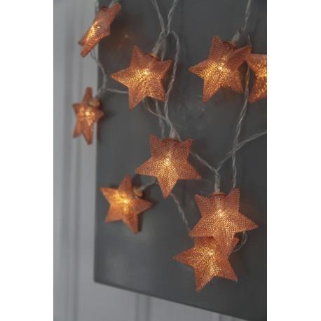 Varinė žvaigždėta girlianda
