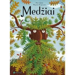 """Knyga vaikams """"Medžiai"""""""