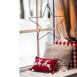 Kalėdų žvaigždė, 1E27 LED lemputė