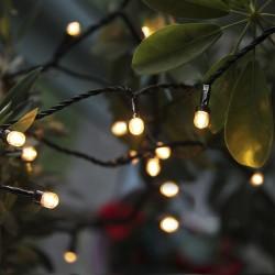 80 nekeičiamų LED lempučių girlianda