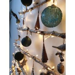 "Eglutė ""Be spyglių"" su dekoracijomis Moss Forest"