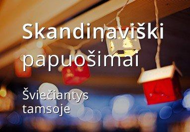 Skandinaviški papuošimai
