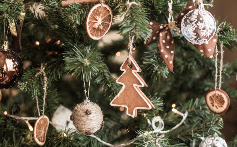 Tvarių Kalėdų akcentai